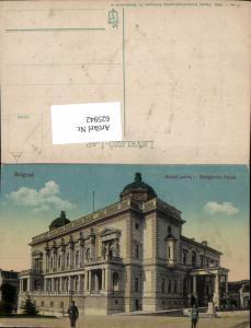 625942,Belgrad Belgrade Serbien Königlicher Palast