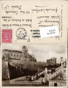 625944,Belgrad Belgrade Serbien Institut für Geographie