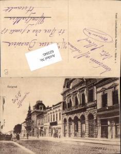 625945,Belgrad Belgrade Serbien Straßenansicht