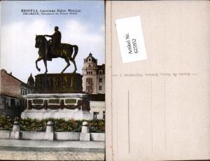 625952,Belgrad Belgrade Serbien Monument Prince Michel