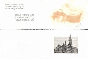626005,Postwesen Post München Telegraphenamt Postamt 1904