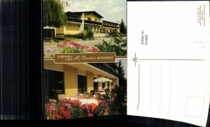 623980,Mehrbild Ak Schwarzenbach Terrassencafe