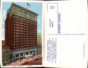 629675,YMCA Hotel Chicago Illinois