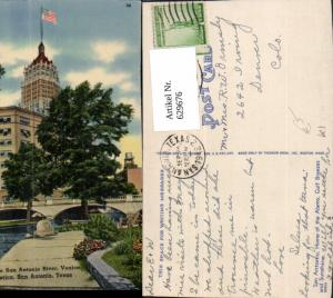 629676,Along the San Antonio River Venice of America San Antonio Texas