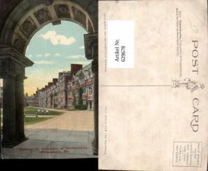 629678,Dormitories University of Pennsylvania Philadelphia Pennsylvania
