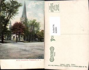 629691,M. E. Church Passaic New Jersey