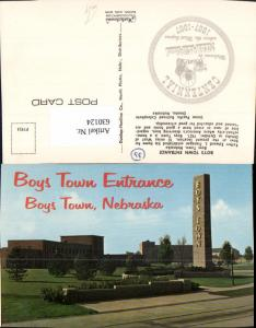 630124,Boys Town Entrance Boys Town Nebraska
