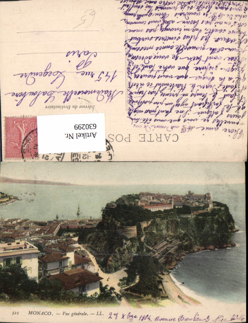 630299,Monaco Vue Generale 0