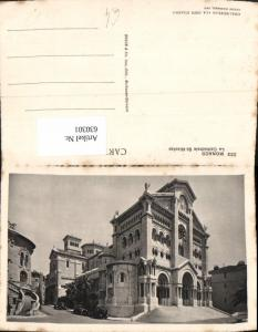 630301,Monaco La Cathedrale St-Nicolas Kathedrale