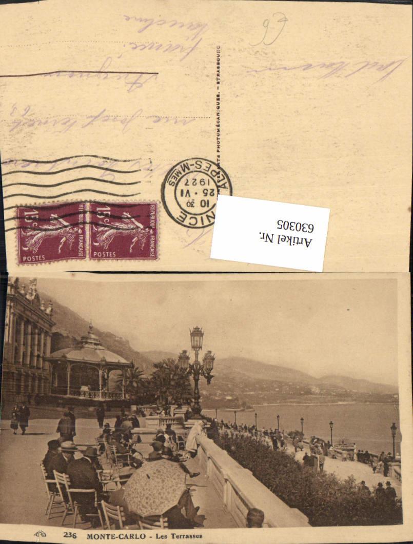 630305,Monaco Monte-Carlo Les Terrasses 0