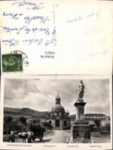 630311,Foto Ak Santuario de Loyola Vista general Kloster Spain