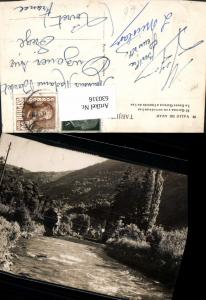630316,Foto Ak Valle de Aran El Garona a su entrada en Les Spain