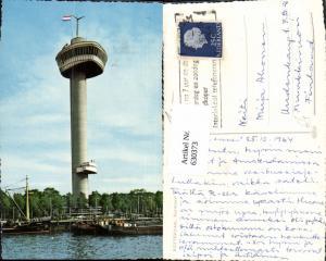 630373,Rotterdam Euromast Turm Aussichtsturm Schiffe Netherlands