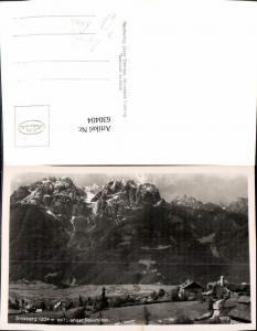630404,Foto Ak Iselsberg-Stronach Iselsberg m. Lienzer Dolomiten