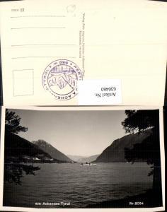 630460,Foto Ak Am Achensee Tirol Schiff Dampfer Pertisau Eben am Achensee pub Angerer 8034