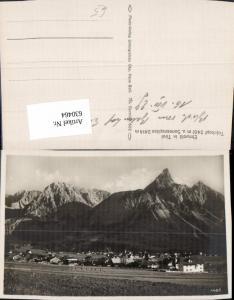 630464,Foto Ak Ehrwald i. Tirol Tajakopf u. Sonnenspitze