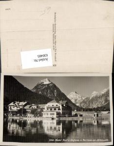 630485,Foto Ak Hotel Post u. Stefanie i. Pertisau Eben a. Achensee
