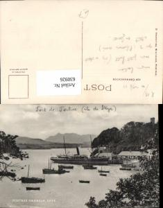 630926,Skye Portree Harbour Schiffe Boote Great Britain