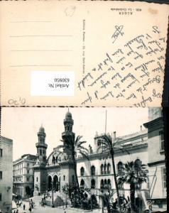 630950,Foto Ak Alger Algier La Cathedrale Algerien