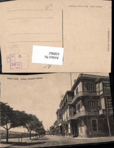 630962,Port-Said Sultan Hussein Street Ägypten