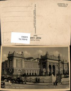 630963,Alexandria La Gare Centrale Hauptbahnhof Bahnhof Main Station Ägypten