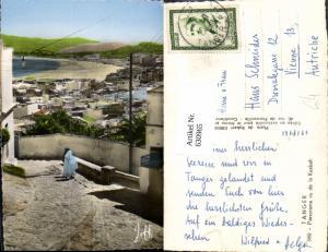 630965,Tanger Panorama vu de la Kasbah Marokko