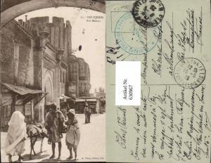 630967,Fez Fes Djedid Bab Makina Marokko