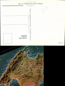 630983,Landkarten AK Mallorca Spain