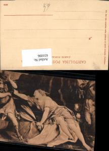 631096,Künstler Ak Gregorio Lezzarini La moglie di Putitarre Erotik