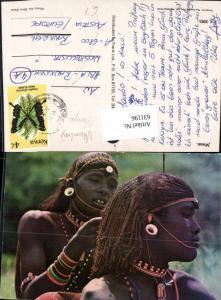 631196,Masai Africa Mombasa Kenya Kenia Volkstypen