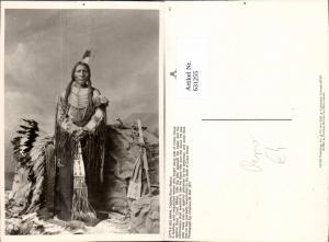 631255,Repro Little Big Mann Oglala Sioux Warrior Indianer