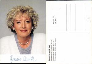 631876,Renate Schmidt SPD Bayern Politik