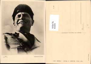 631878,Benito Mussolini Politik Italy