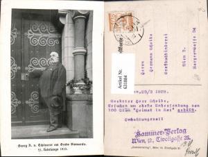 631884,Georg R. v. Schönerer a. Grabe Bismarcks Politik