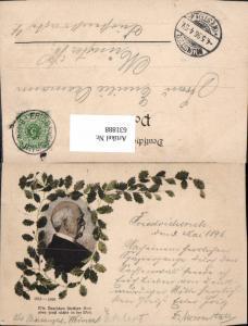 631888,Litho Otto von Bismarck Politik