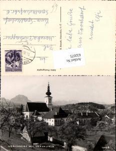 632075,Vorchdorf m. Traunstein Teilansicht