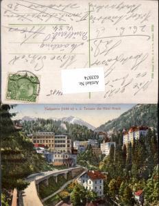 633974,Bad Gastein Badgastein Hotel Hirsch Terrasse