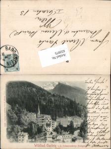 633975,Bad Gastein Badgastein Wildbad Gastein Schwarzenberg Anlagen
