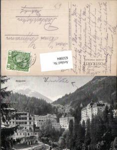 633984,Bad Gastein Badgastein Hotel