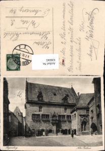 636045,Regensburg Altes Rathaus