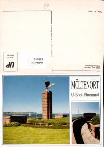 636046,Mehrbild Ak Möltenort U-Boot-Ehrenmal Heikendorf