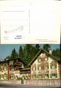 636048,Passionsspieldorf Oberammergau Hänsl u. Gretl-Heim