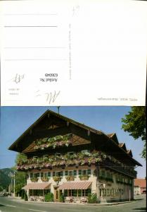636049,Oberammergau Hotel Wolf