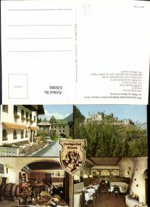 636986,Mehrbild Ak Reutte Landgasthof Klause Burg Ehrenberg