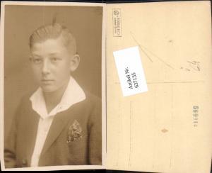 637135,Foto-AK A. Wertheim Berlin Mann Junger Mann Anzug