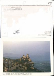 636294,Repubblica di San Marino La prima Torre Der erste Turm
