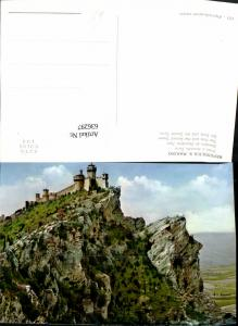 636297,Repubblica San Marino Prima e Seconda Torre Der Erste u. Zweite Turm