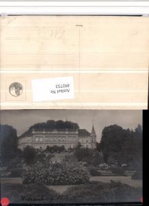 492752,Foto AK Wiesenburg Schloss