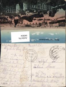 643654,K.K. Feldpost Barackenspital Dejwitz n. St. Veit an der Triesting 1916