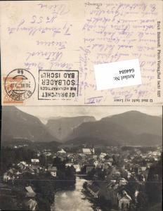 644684,Foto-AK Bad Ischl m. Loser pub Erich Bährendt